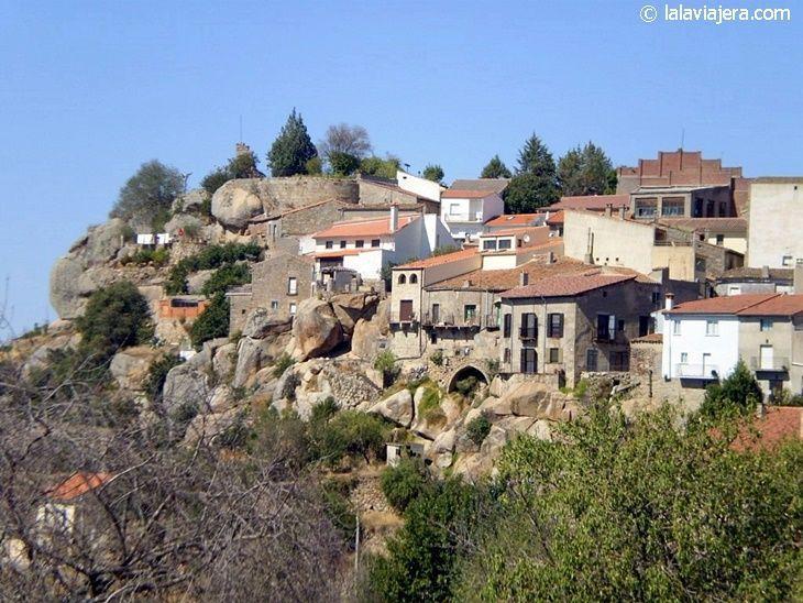 Fermoselle y sus casas colgadas, capital de Las Arribes zamoranas