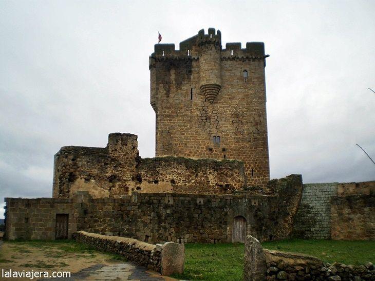 Castillo de San Felices de los Gallegos, Salamanca