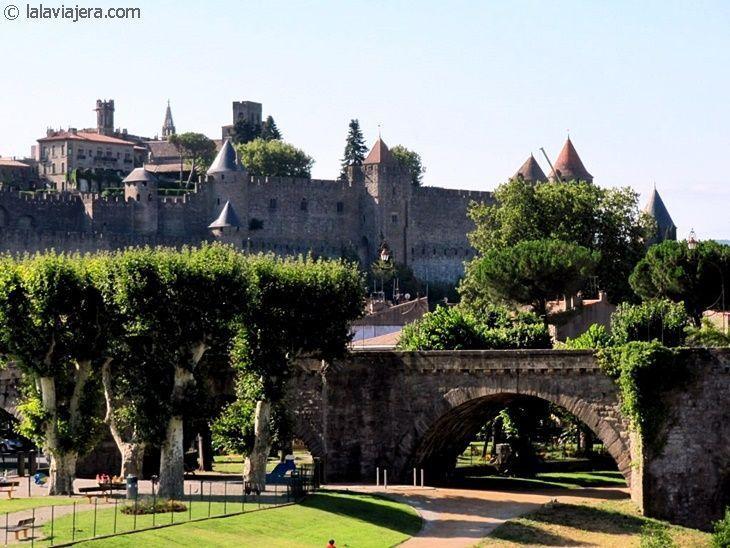 Ciudadela medieval de Carcassone, Patrimonio de la Humanidad
