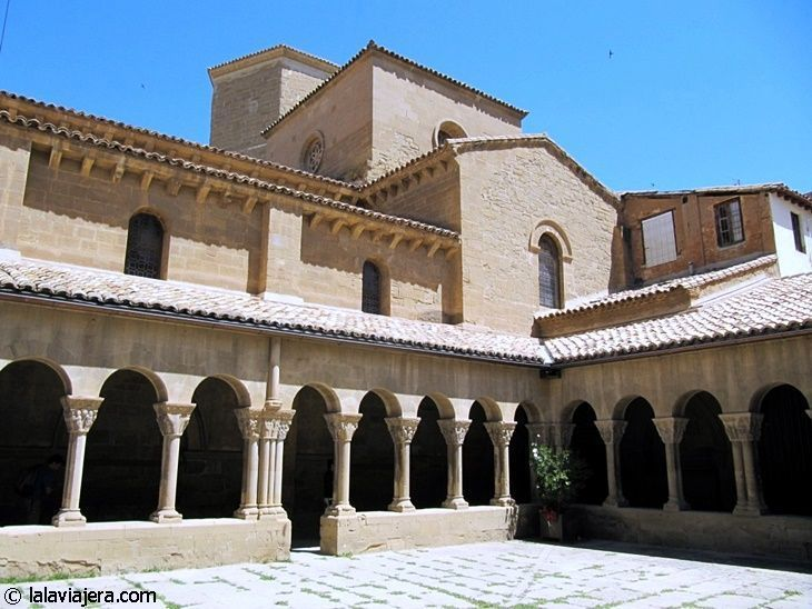 Iglesia y Claustro de San Pedro El Viejo, Huesca