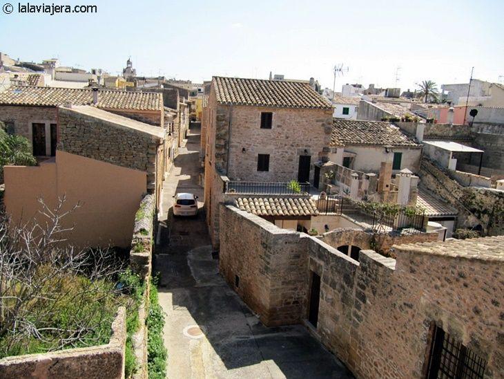 Centro histórico de Alcudia