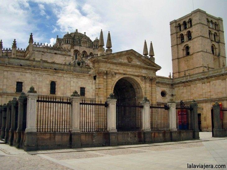 Puerta del Obispo, Catedral de Zamora