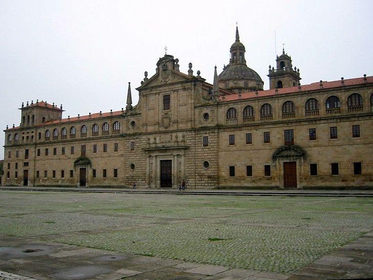 Colegio de Nuestra Señora la Antigua Monforte de Lemos