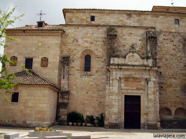 Ruta del románico en Zamora: Iglesia de San Pedro y San Ildefonso