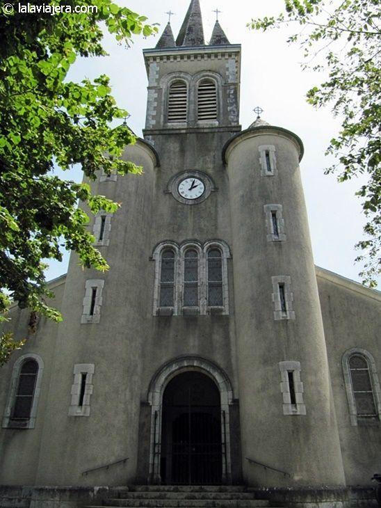 Iglesia parroquial de San Bartolomé, Orthez