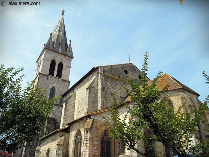 Iglesia de San Pedro, Orthez