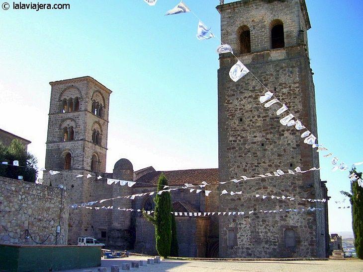 Iglesia de Santa María la Mayor, Trujillo