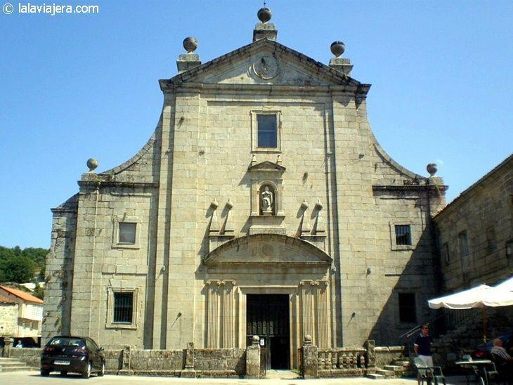 Iglesia del Monasterio de Montederramo