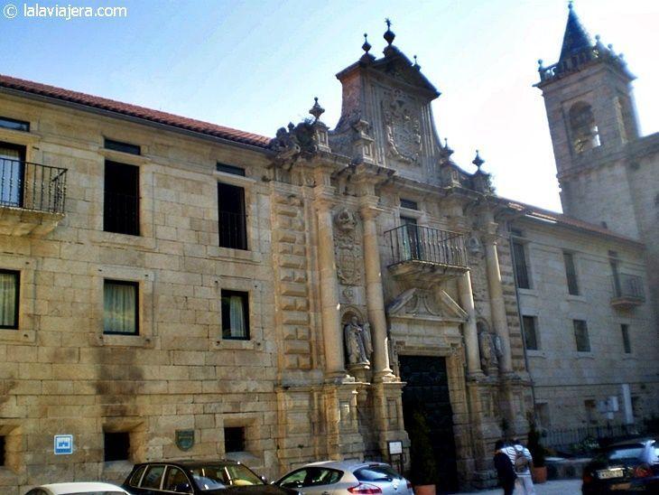 Monasterio de Santo Estevo, un Parador de Turismo en la Ribeira Sacra