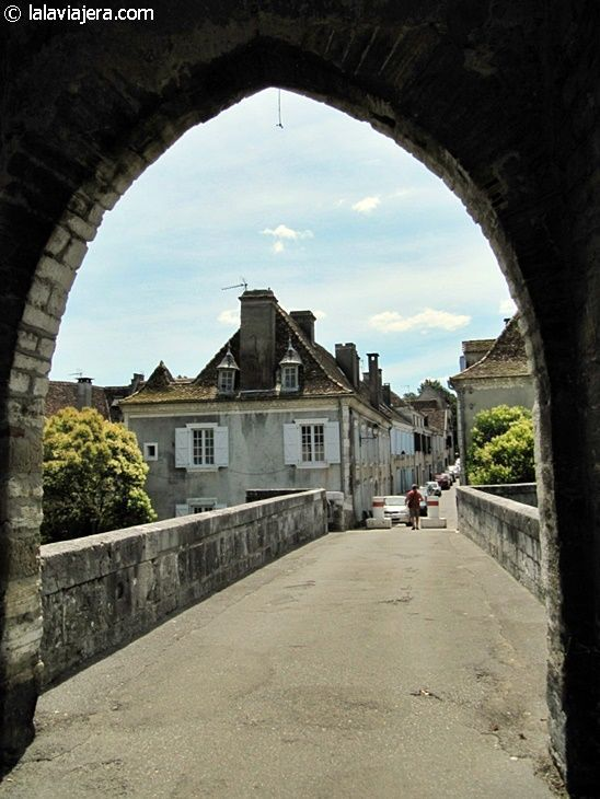 Orthez, Camino de Santiago en Francia