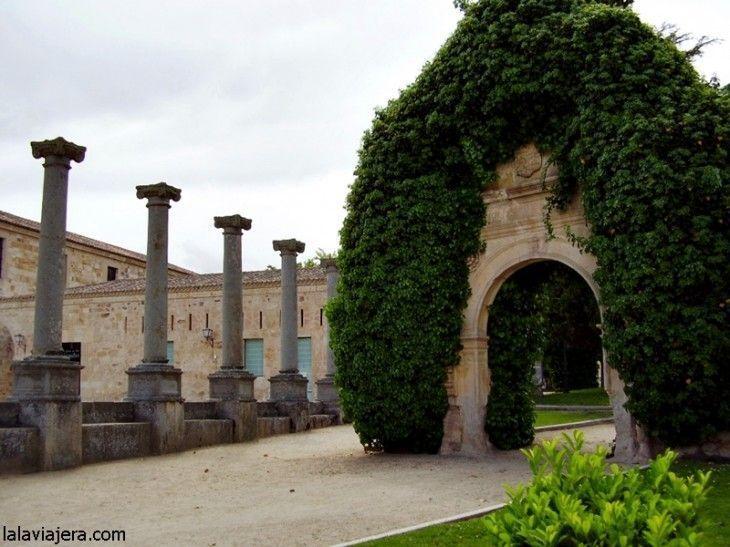 Parque del Castillo de Zamora