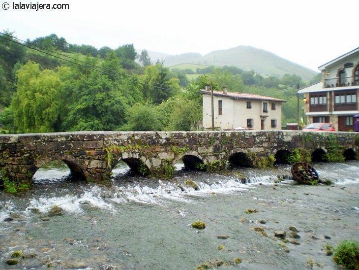 Puente medieval de Ruente