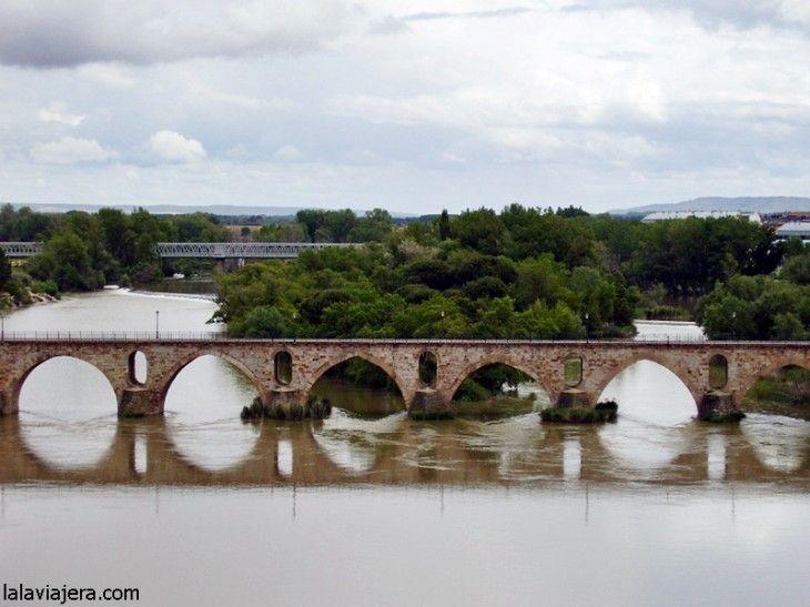 Ruta del románico en Zamora: Puente Nuevo sobre el río Duero