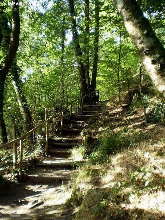 Rutas de senderismo en la Ribeira Sacra