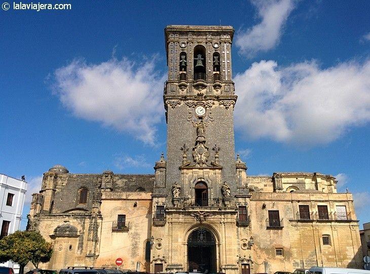 Basílica de Santa María de la Asunción, Arcos de la Frontera