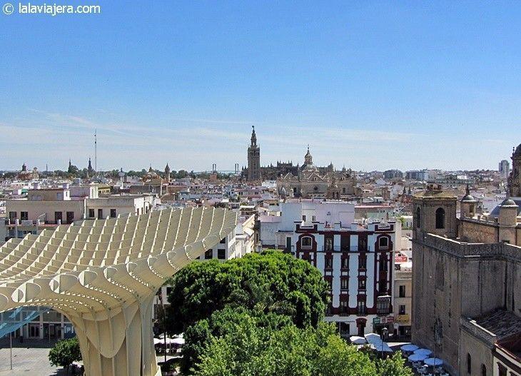 Mirador de las Setas de Sevilla (Metrosol Parasol)