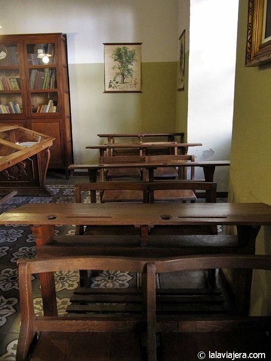 Aula de Antonio Machado en la Universidad de Baeza, Jaén