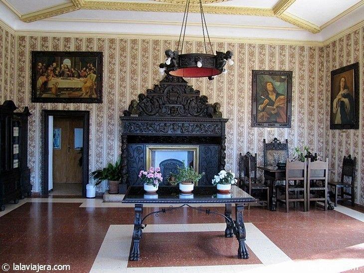 Casa de Don Bosco, una de las visitas imprescindibles en Ronda