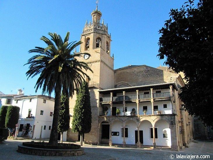 Colegiata de Santa María la Mayor, Ronda