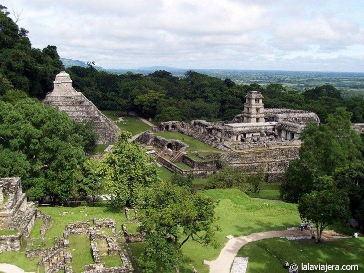 Ruta Maya en México: Palenque