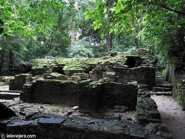 Grupo de los Murciélagos, Palenque