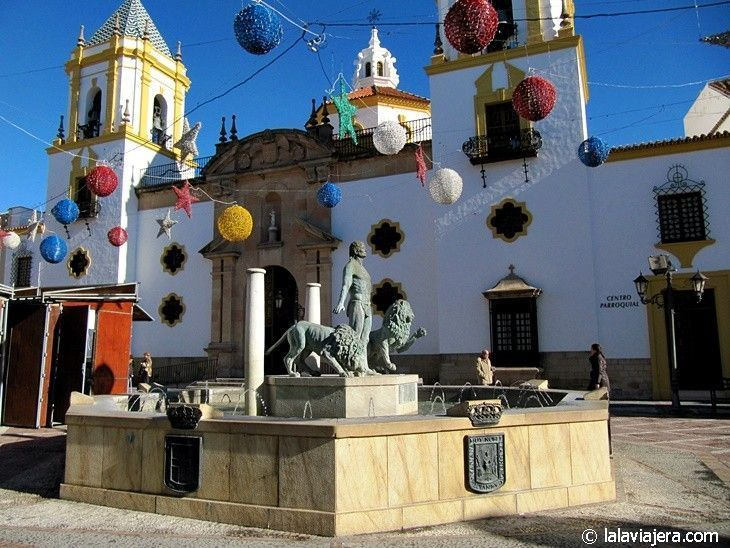 Iglesia del Socorro y Monumento a Andalucía, Ronda