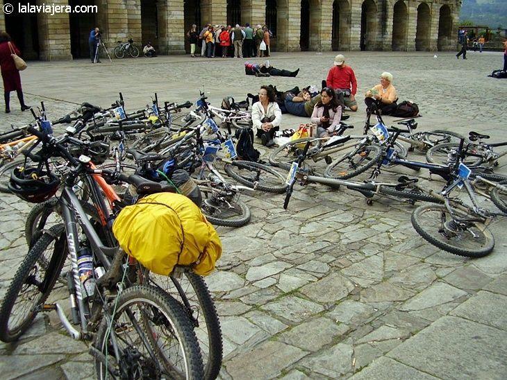 La Plaza del Obradoiro de Santiago de Compostela es el Kilómetro 0 de la Ruta Jacobea
