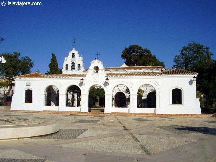 Lugares Colombinos: Santuario de la Cinta, en Huelva