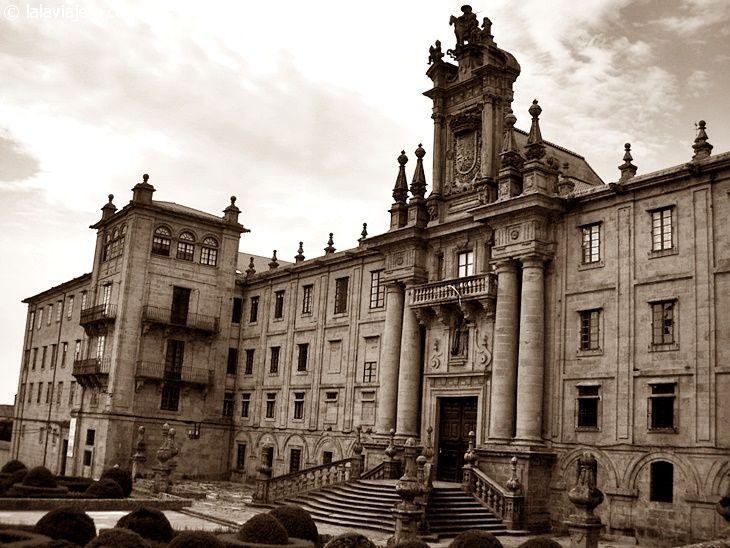 Monasterio de San Martín Pinario, Santiago de Compostela
