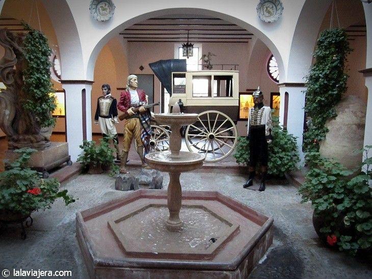 Museo Lara de Ronda, en el Palacio del Conde de las Conquistas