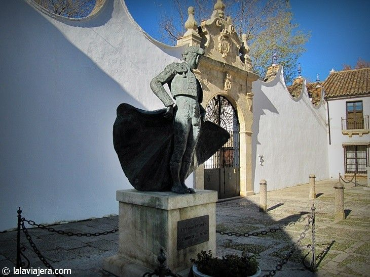 Plaza de Toros de Ronda, famosa por su Corrida Goyesca
