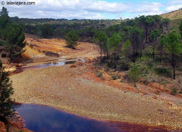 Descubre Huelva: Excursión en el tren minero de Riotinto