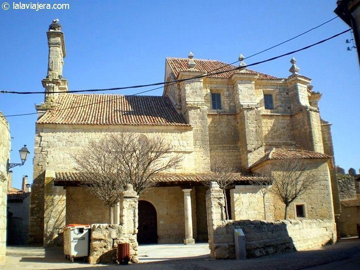 Iglesia de Nuestra Señora del Azogue, Urueña