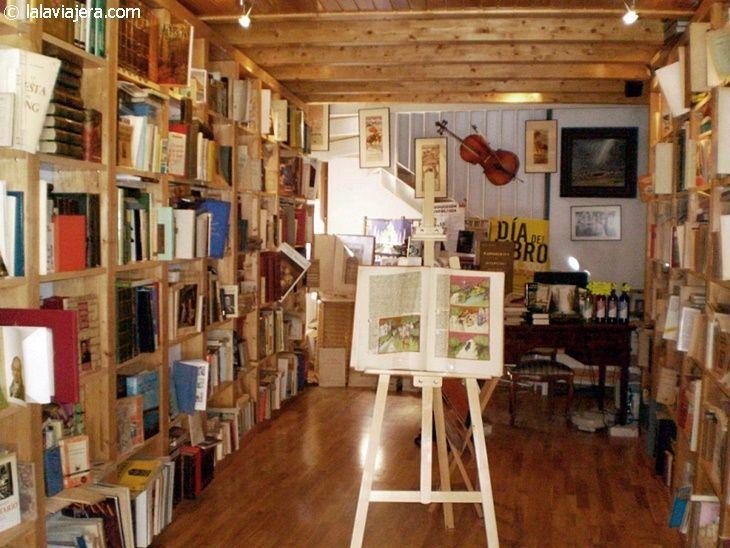 Librerías de Urueña, Valladolid