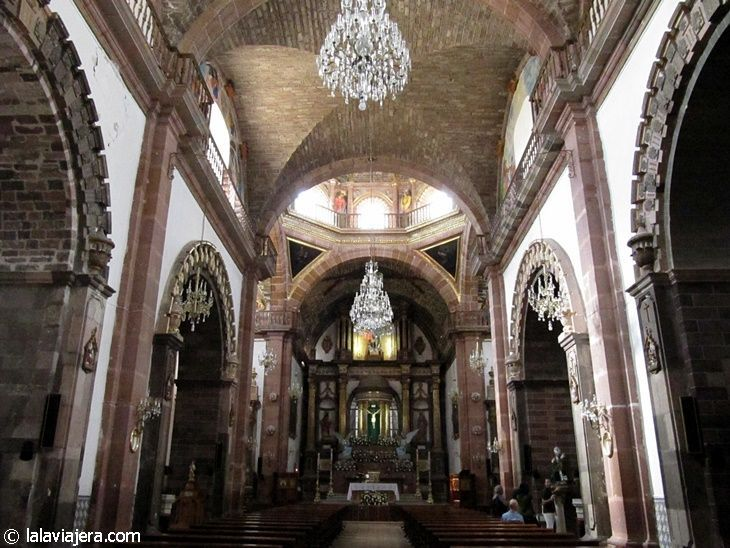 Altar Mayor de la Iglesia de San Miguel Arcángel, San Miguel de Allende