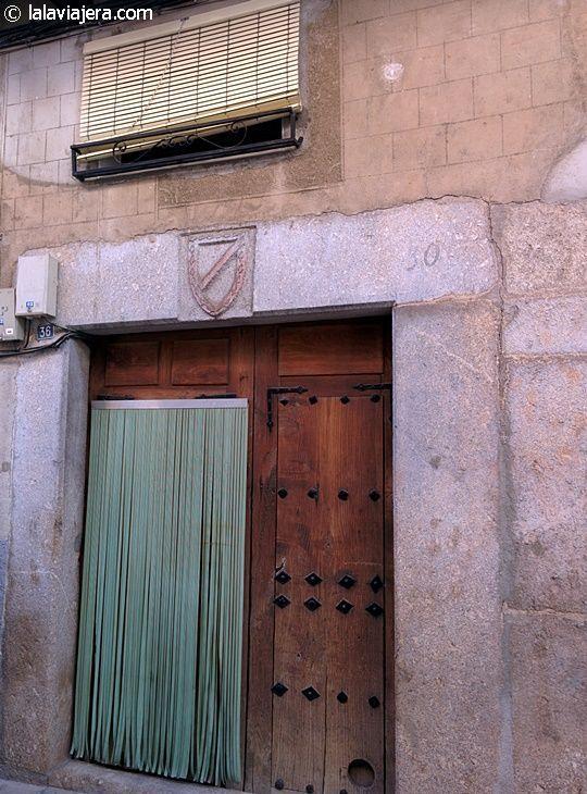 Casa Carvajal, Garganta la Olla