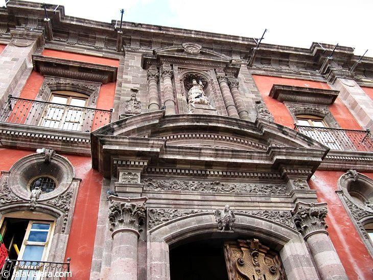 Casa del Mayorazgo de la Canal, San Miguel de Allende