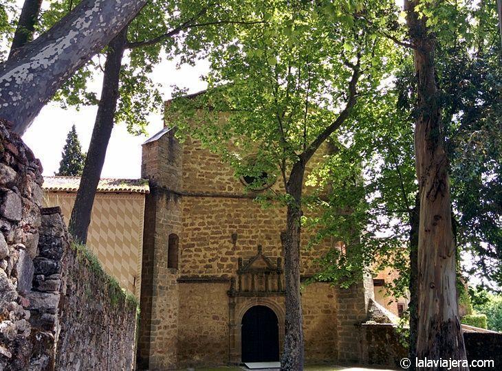 Iglesia del Monasterio de Yuste