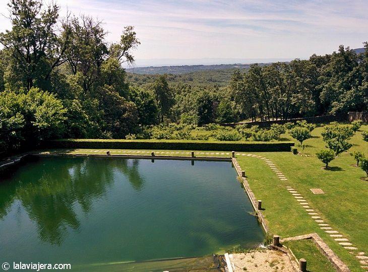 Jardines del Santuario de Yuste