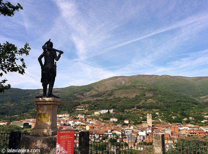 Mirador de La Serrana, Garganta la Olla