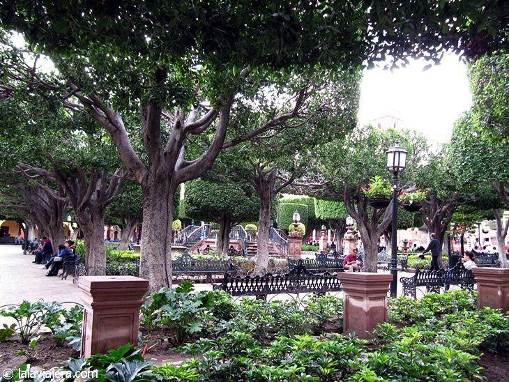 Plaza Principal de San Miguel de Allende