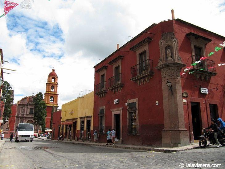 Ciudad colonial de San Miguel de Allende