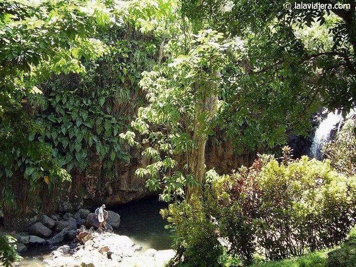 Cascada de las Siete Hermanas, Grenada