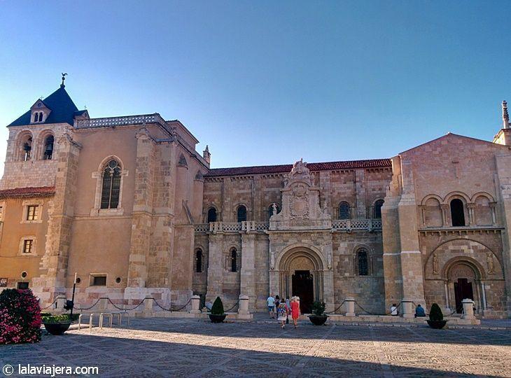 Basílica y Real Colegiata de San Isidoro, León