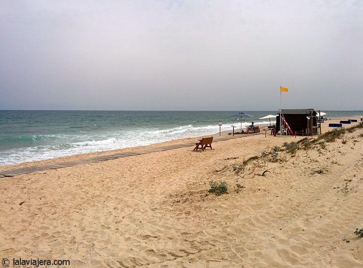 Playa de Isla Culatra