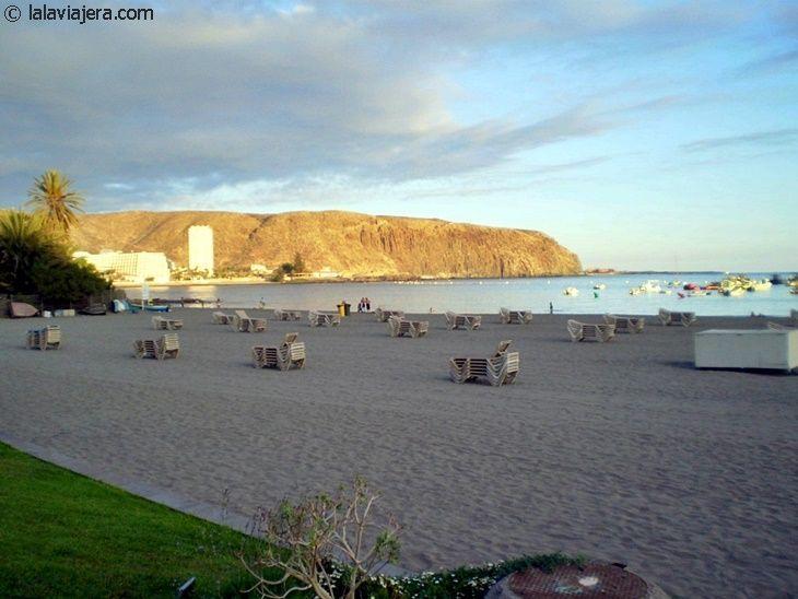 Las mejores playas de Tenerife: Los Cristianos (Arona)
