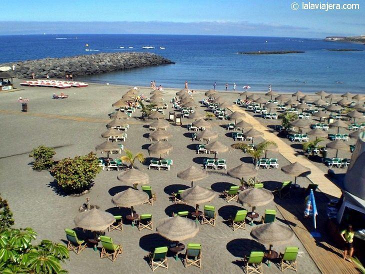 Playa de Torviscas (Costa Adeje, Tenerife)