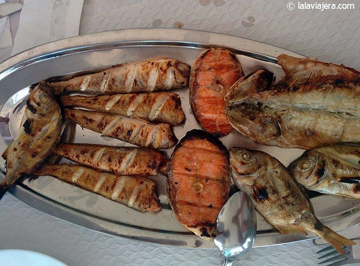 Rodizio de pescado