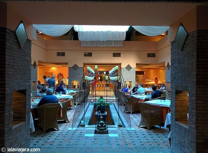 Restaurante buffet del hotel Iberostar Marbella Coral Beach