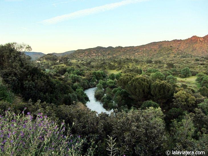 Río Jándula, Sierra de Andújar, Jaén